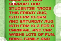 Come Out And Support!!!