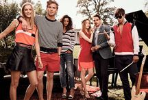 CAMPAGNE P/E2015 TOMMY HILFIGER / Campagne Printemps/Été 2015 Tommy Hilfiger  #mode #fashion #hilfiger
