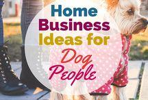 Dog Mom Entrepreneur / Information, ideas for the dog mom entrepreneur