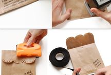 making ur own personal bags paper