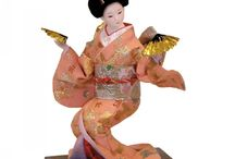 Oriental Dolls / Collectable Chinese Dolls and Japanese Dolls