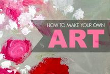 How to make your own Art