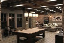 Basement ideas / New house build