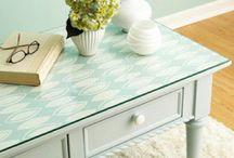 ♥ Home Decor Crafts / DIY ideas on home decor.