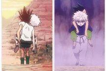 HUNTER X HUNTER / Killugon is life - Hisoka is LIFE - HUNTER X HUNTER IS LIFE