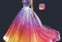 Desenhos sobre as redes sociais