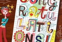 ABCs - TypoGraphy and Fonts / by Carrie Stephens - FishScraps