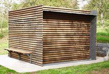 Dřevěné fasady