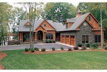 Tóparti házak