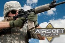 Airsoft Guns For Military Imitation And Recreation