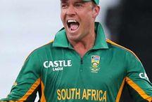 Cricketers' Celebration