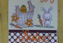 Mes cartes Pâques