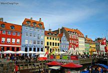 Copenaghen / La capitale danese, tra una passeggiata sui canali e una gita in bicicletta