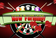 Darts & Billiards Leagues