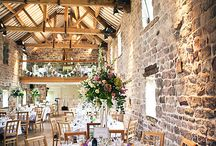 Inspiration || Barn weddings