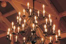Foyer Lighting / by Christina Dodd
