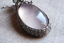 veronicaeve / Moje autorské šperky - my designed  handmade jewerelly