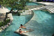 3. EXterior Design - pool / by Misha Kmps