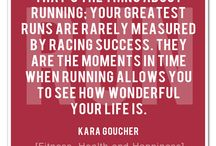 Run-spiration / All things running related - tips, tricks and some inspiring words! Just do it!