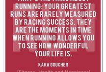 Running / by Courtney Rizek