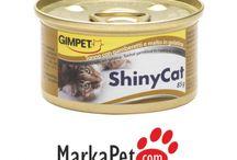 Gimpet Shinycat Kedi Konserve Mamaları
