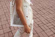 Fishnet bag