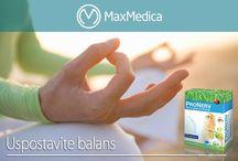 Smirenje / Pro nerv, Omega 3, Omega 3 Max