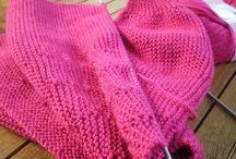 Tricot et crochet layette