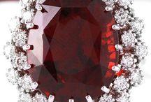 Garnet, Hessonite / Hessonite Garnet Rings & Jewelry