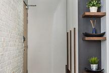 entrance cabinet