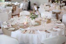 Wedding elegant tables / Wedding elegant tables