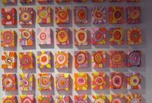 Art to try with kids / by Kimberly Haji