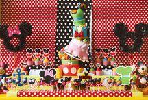 Kids Parties / by Andrea Diaz