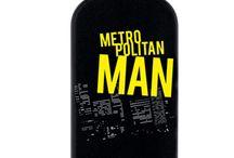 Metropolitan man, parfym.