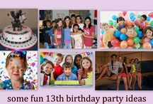 13th Birthday Party Ideas / Get the best ideas for 13th Birthday Party Ideas on this site http://www.13thbirthdaypartyideas.net/