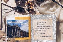 Bujo inspiration / Inspiration for bullet journal.