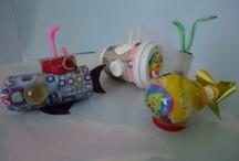 Ocean theme crafts