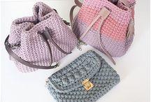 Handmade kabelky, tašky....