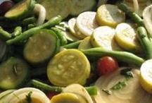 Vegetables, Salads, & Sides