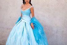 Wedding colors blue