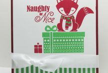 Stampin Up - Cozy Critters