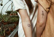Tattoos plants
