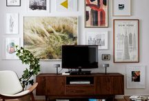 Lounge room gallery