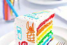 Cakes, Sweets, and Parties Kids / Ideas para celebrar sus fiestas, cumpleaños o simplemente sorprenderles.