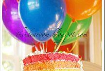 Cakes Deserts etc