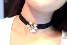 Tips to make stylish chokers at home