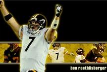 Steelers :)! / by Jennifer Hockenberry