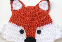 Gorritos de Crochet