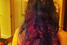 Hair / Color / by Heather Kappers