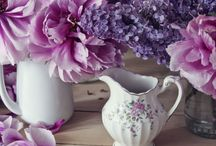 ~ PURPLE & LILAC ~ / My favourite colours...